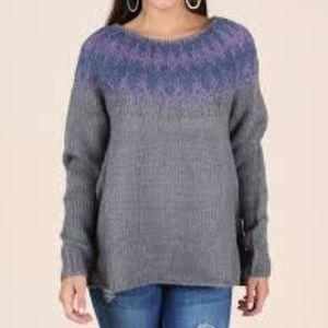 Altar'd State Loose Farris Sweater.